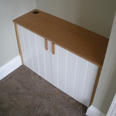Bespoke Fitted Storage Cabinet