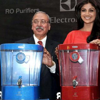 Electrolux enters India's water purifier market