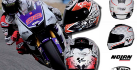 Nolan launches limited edition MotoGP X-lite helmets