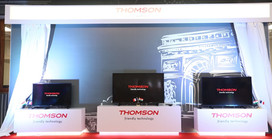 Thomson™ Re-Enters India With Televisions