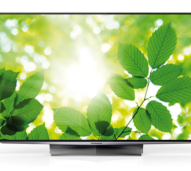 Thomson presents its first Ultra HD 4K LED TV at IFA 2013