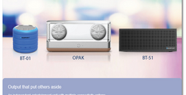 Blaupunkt™ to debut Home Audio Products in India