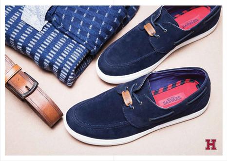 Harvard   Footwear