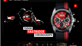 Tudor launches Fastrider chronograph in partnership with Ducati