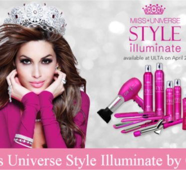 MISS UNIVERSE partners with CHI to launch Hairstyling products