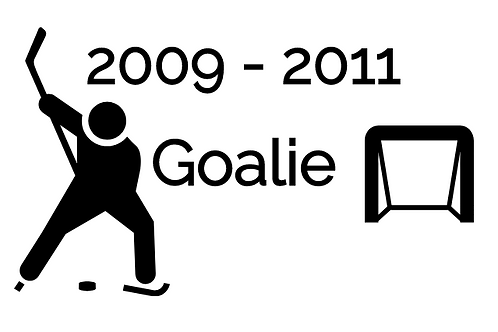 Goalie Deposit 2009-2011