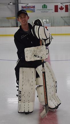 Goalie Coach - Adam Kingsmill