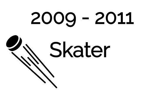 Skater Deposit 2009-2011