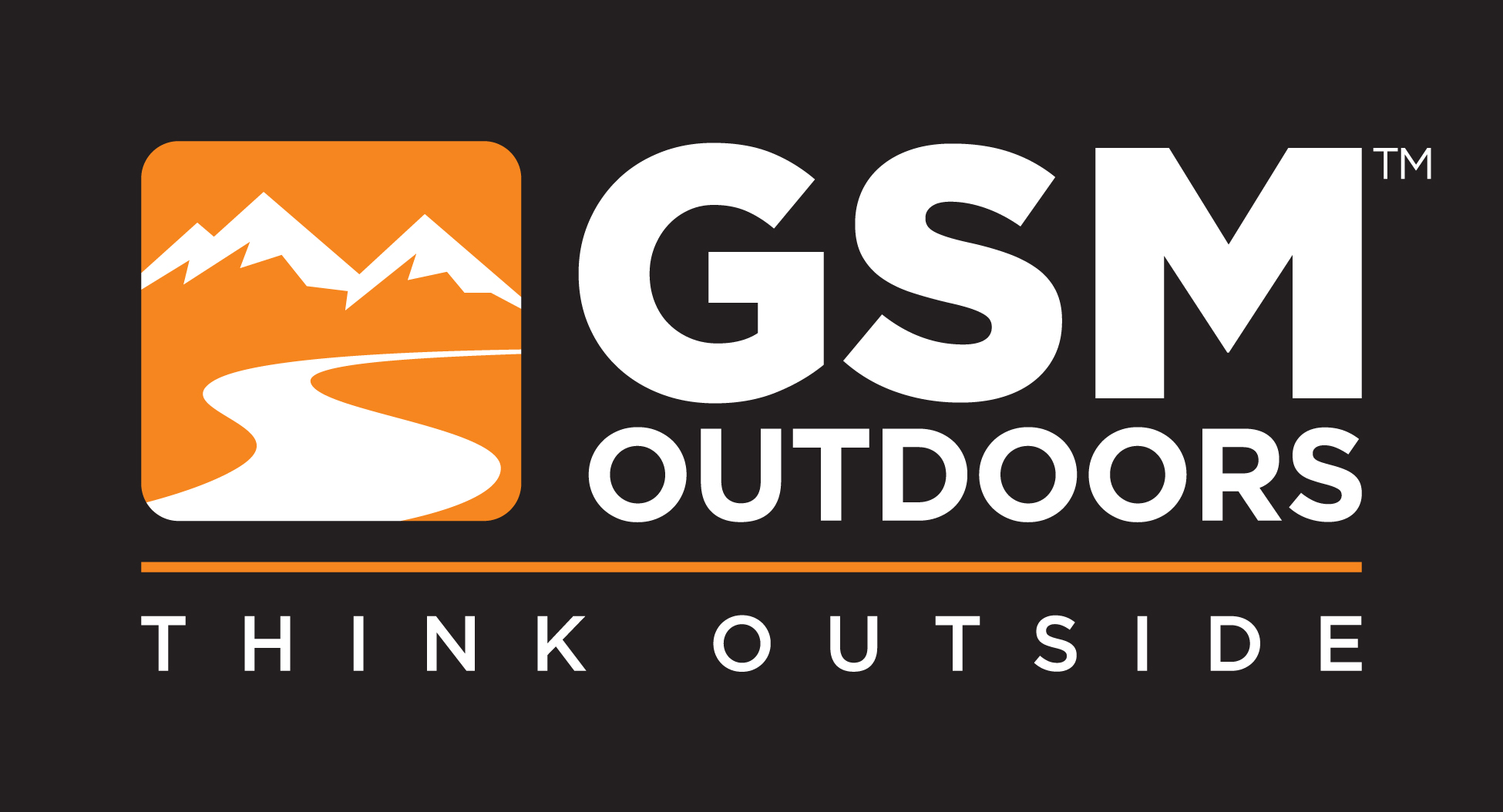 GSM Logo Black BG