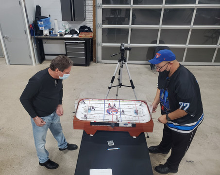 THE VINNER WINS LEAGUE DATE 3 TITLE, PAUL CRESCITELLI AND TODD D'ANDREA DEBUT