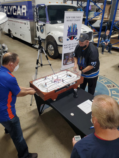 THE VINNER COOLS OFF A RED HOT BOB D'ADDARIO TO TAKE LEAGUE DATE IV