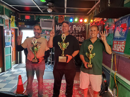 """THE VINNER WINS SECOND NYTHL CHAMPIONSHIP IN THREE YEARS BY  DETHRONING LOU """"THE LEGEND"""" M"""