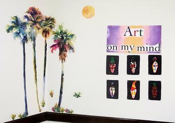 Art on my mind!