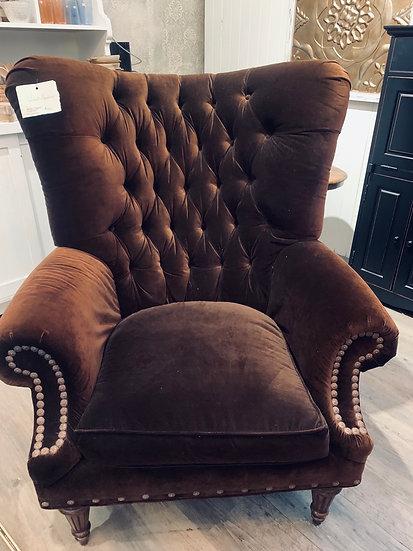 Deluxe Velvet Chair
