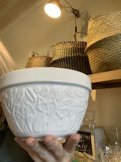 Fox  Pudding Bowl