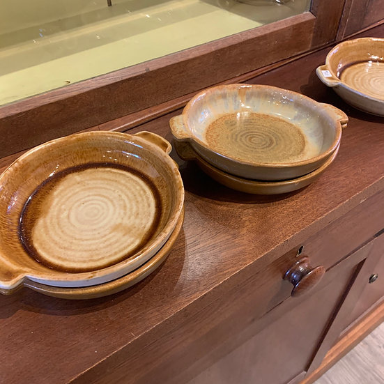 Small Stoneware Dishes