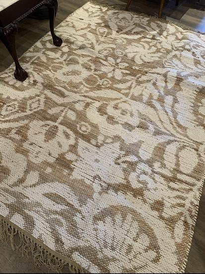 Jute and Chenille  Carpet