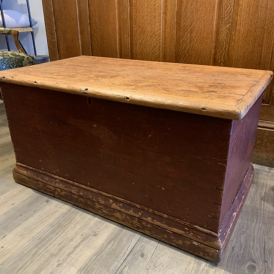 Mennonite Blanket Box