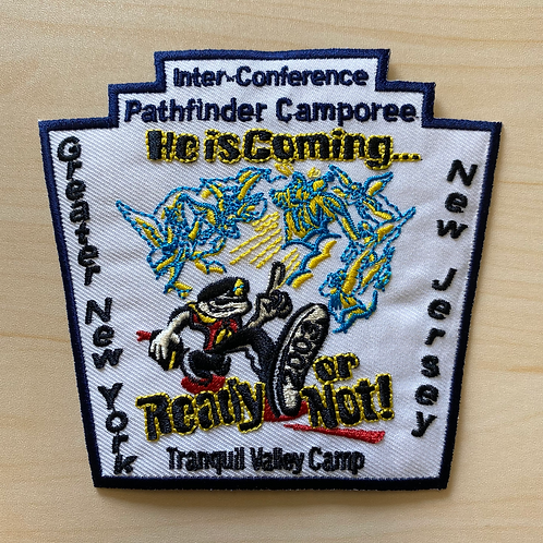 Inter-Conference Pathfinder Camporee