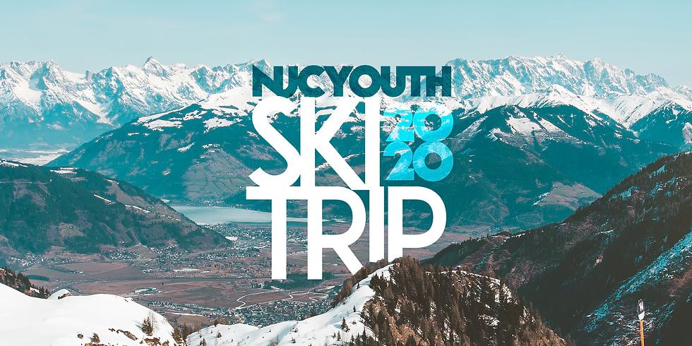 NJ Youth Ski Trip