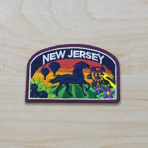 NJC Adventurers Uniform Patch