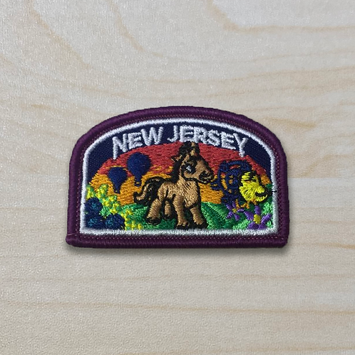 NJC Discovery Uniform Patch