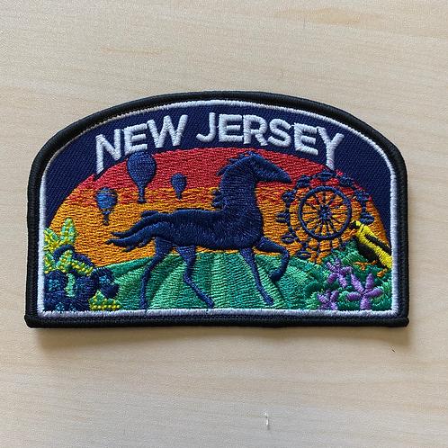 NJC Pathfinder Uniform Patch