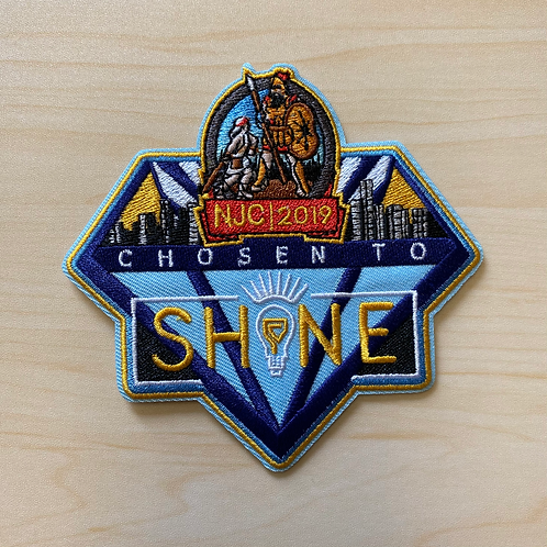 Chosen Diamond Patch