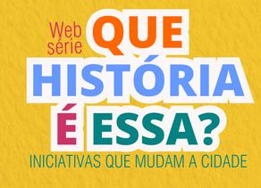 Que história é essa? Oxe Conteúdo lança web série sobre iniciativas e projetos literários em SAJ