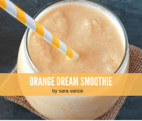 Orange Dream Smoothie