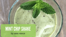 Mint Chip Shake