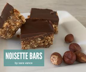 Noisette Bars