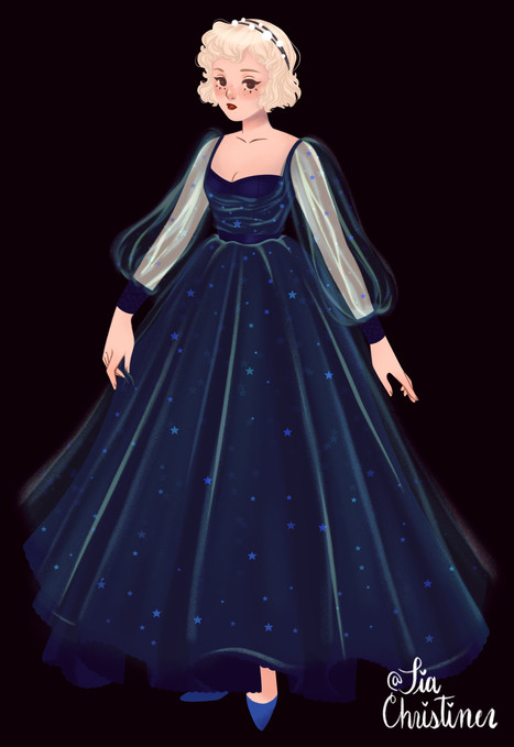 Star Gown