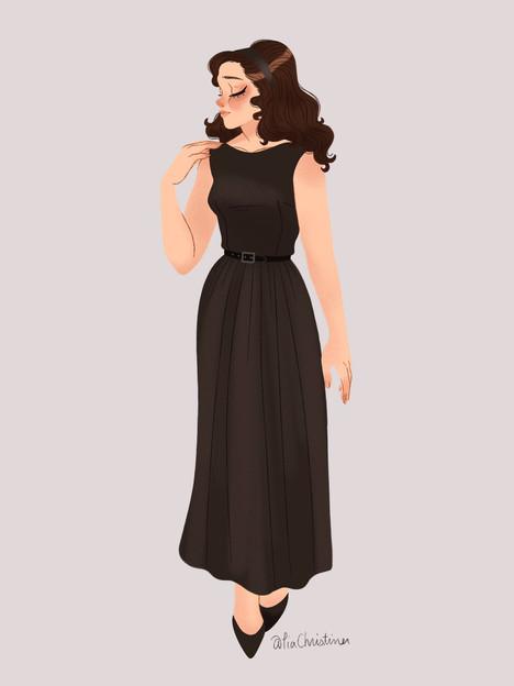 1960's Fashion Doll 1