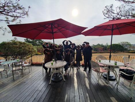 한국정책재단 중소상공인 아카데미 12기 졸업여행!