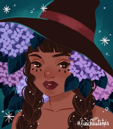 Botanical Witch