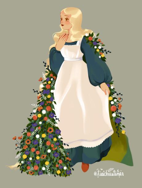 The Fairy Shawl