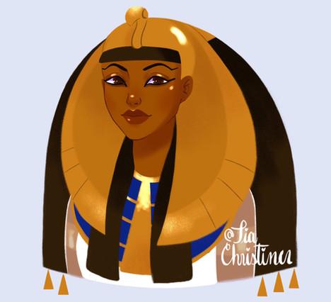 Prince of Egypt, Queen Tuya