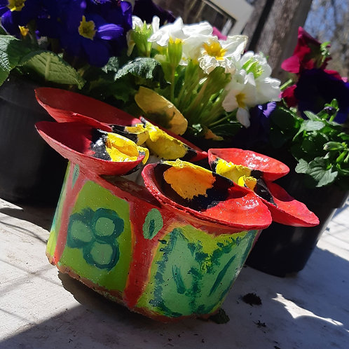 Flower pot(s)