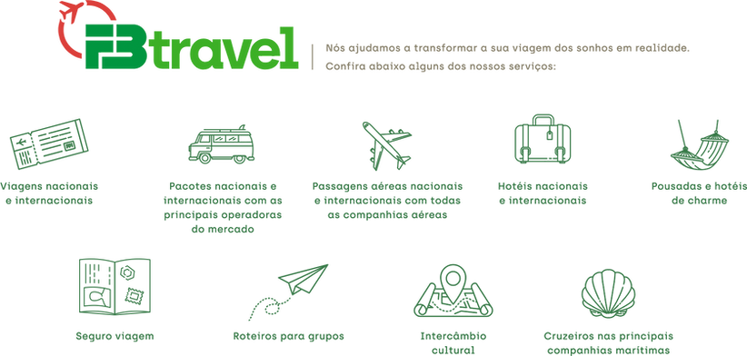 Serviços FB Travel
