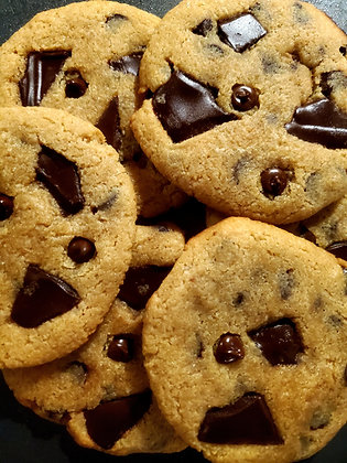 KETO Chocolate Chip Cookies 6ct