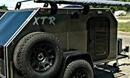 2019 XTR OVERLAND EXPEDITION TEARDROP CAMPER
