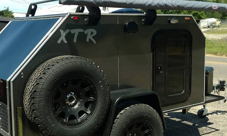 2019 XTR OVERLAND EXPEDITION TEARDROP CAMPER