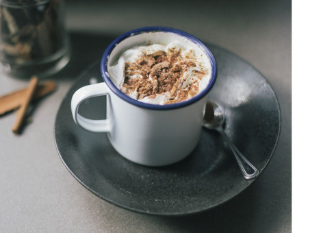 3 ideas for hot hygge drinks
