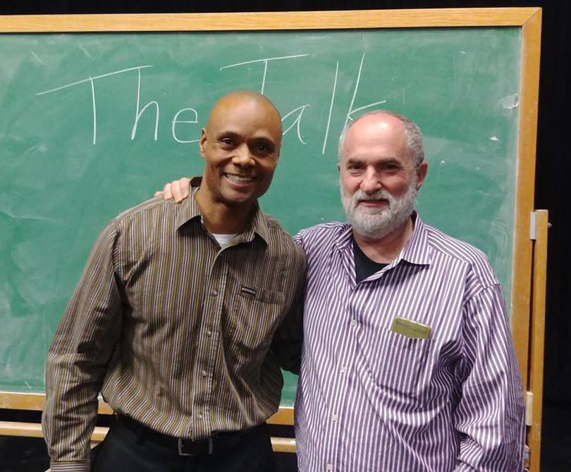 THE TALK_Sonny Kelly & Director Joseph M