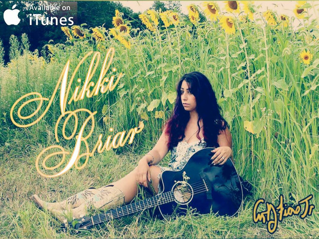Nikki Briar is Blazing Her Own Path in Country Music