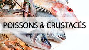 Nouveau : produits de la mer en points de retrait
