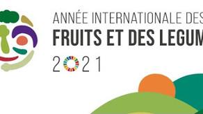 Année internationale des Fruits et Légumes