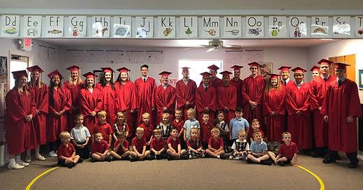 graduates and prek.jpg