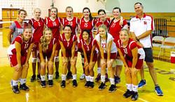 SH Volleyball Team 2016